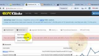 💯 Биткоин сайт платит деньги за просмотр рекламы ( без капчи )💲