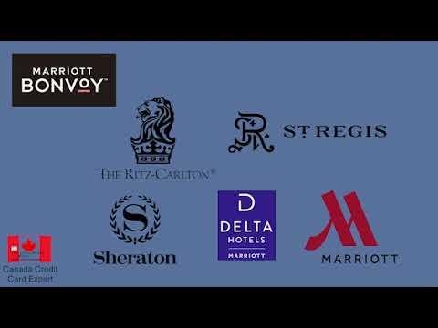 AMEX Bonvoy (Canada) + Best Western MBNA & Hilton Transfers