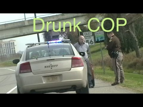 Retired Police officer driving drunk in...
