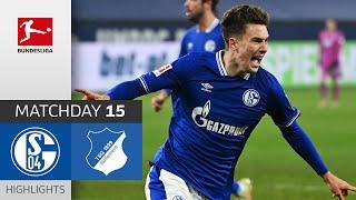 #s04tsg | highlights from matchday 15!► sub now: https://redirect.bundesliga.com/_bwcs watch the bundesliga of fc schalke 04 vs. tsg hoffenheim fr...