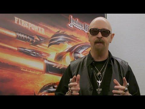 Judas Priest Talk 'Lightning Strike' + 'Firepower'