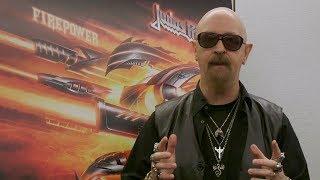 Baixar Judas Priest Talk 'Lightning Strike' + 'Firepower'