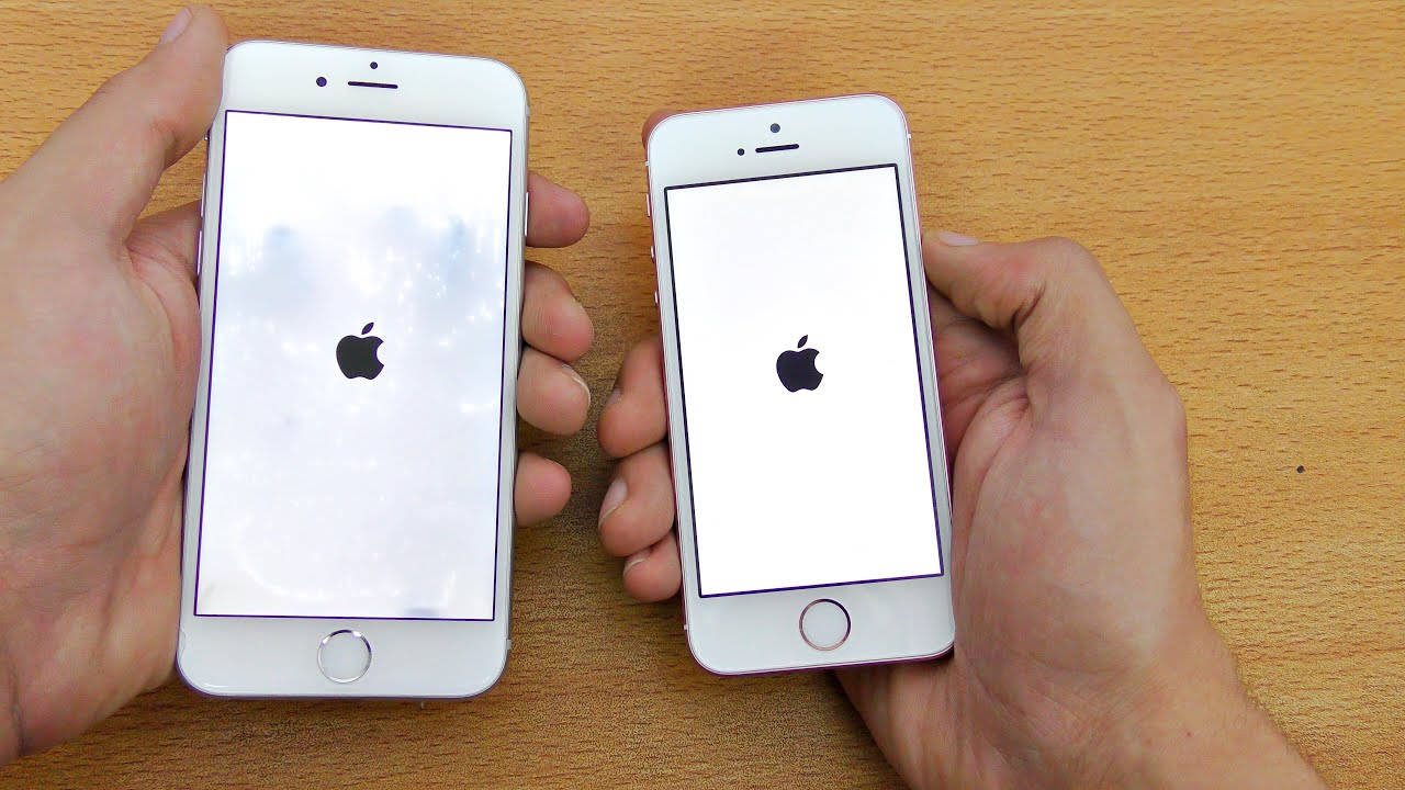 IPHONE SE VS IPHONE 6 CLARO