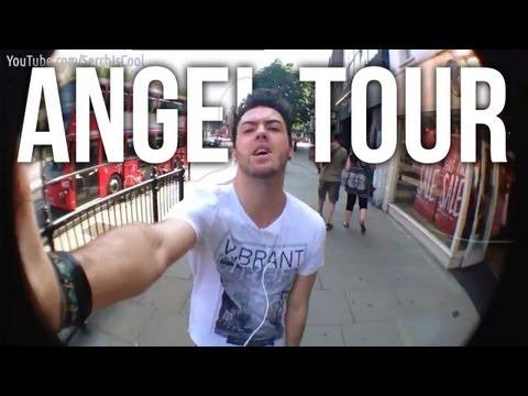 TOUR IN ANGEL ISLINGTON - LONDON 2013