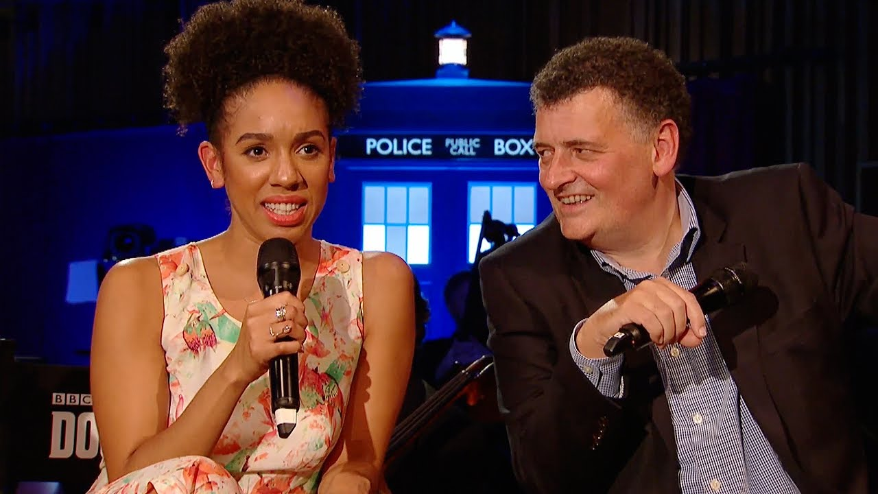 full-q-with-pearl-mackie-steven-moffat-dwfinalecountdown-doctor-who-series-10