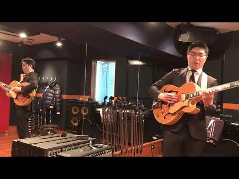 JAZZ Guitar Heritage Sweet16, I Got Rhythm, or Oleo 「ギターアドリブで アイ・ガット・リズム」ヘリテイジ・スウィート16