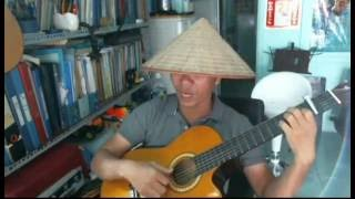 Mưa rừng (Bolero Guitar) - Anhbaduy Guitar - Cà Mau