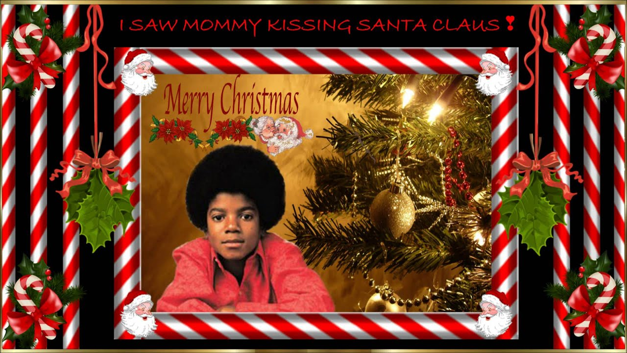 I Saw Mommy Kissing Santa Claus 🎅 Michael Jackson *☆* Acapella 🎅 Amazing Vocals *☆*