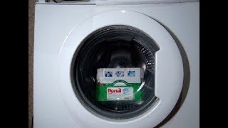 Сколько ложить порошка в стиральную машину. How much to put the powder in the washing machine.