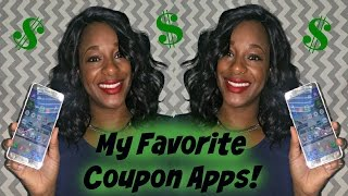 FAVORITE COUPON MOBILE APPS 2016! ||RbyRachaelRae