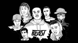 Chris Brown, Tyga - Bitches N Marijuana instrumental