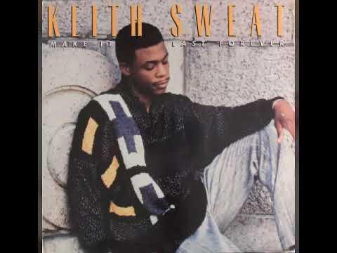 Keith Sweat - In The Rain