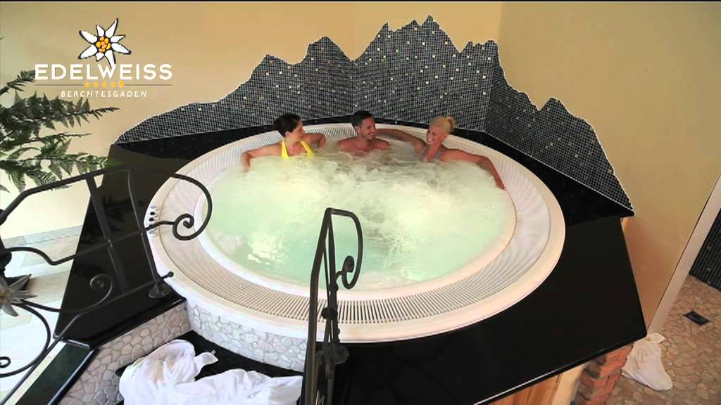 Edelweiss Berchtesgaden Spa Wellness Amp Spa Hotel Youtube