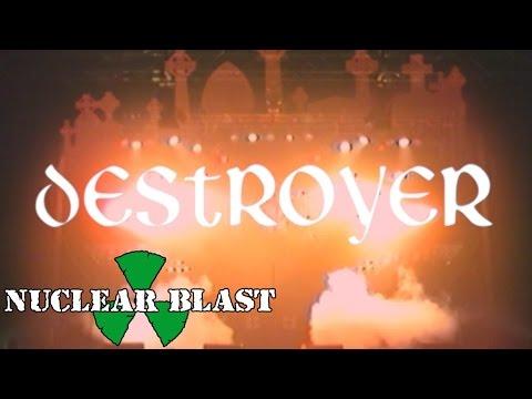 ENFORCER - Destroyer (OFFICIAL MUSIC VIDEO)