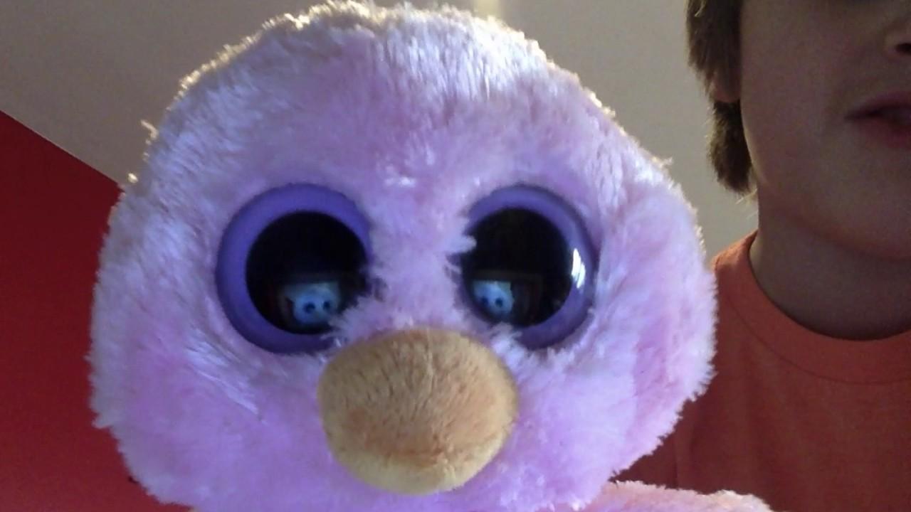 Opening Beanie Boo  170 (Posy) - YouTube 9d9b3802a8e