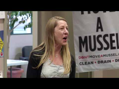 Don't Move A Mussel - Invasive Species Awareness - the Montana experience