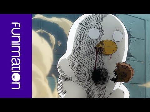 Gintama Series 3 - Official Clip - Elizabeth!!!