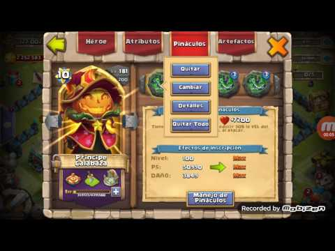 Castle Clash - Insane Dungeon 1 5, F2P Heroes