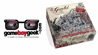 The Grizzled Review with the Game Boy Geek