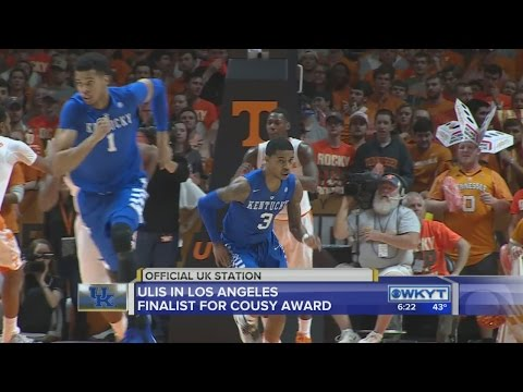 Ulis finalist for Cousy award