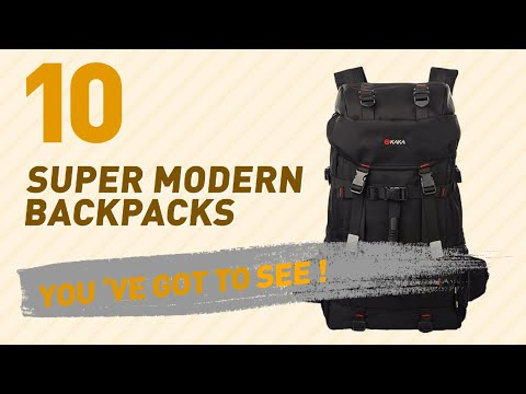 Top Backpacks By Super Modern // New & Popular 2017