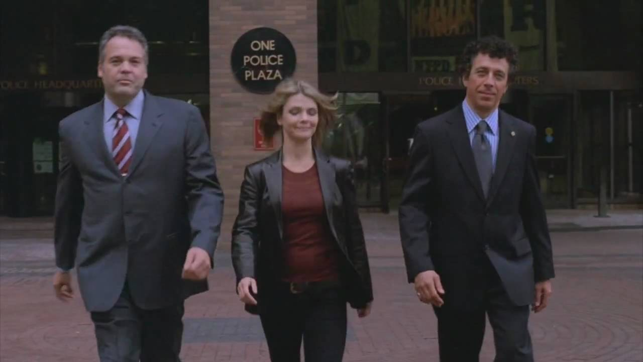 law and order ci antithesis Law & order: criminal intent anti-thesis (tv episode 2002) cast and crew credits, including actors, actresses, directors, writers and more.