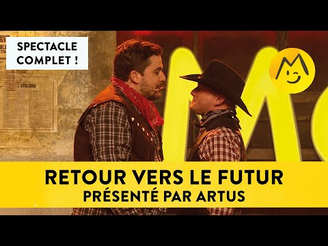 """Humour vers le futur"" - Spectacle complet Montreux Comedy"