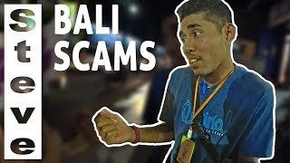 TOURIST SCAMS IN BALI - Be Aware 🇮🇩