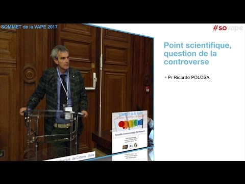 UK - Scientific point - 2e Sommet de la Vape - 20 mars 2017 - CNAM Paris