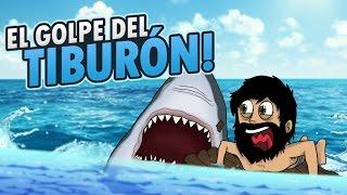 NÁUFRAGO: ¡EL GOLPE DEL TIBURÓN! | Stranded D...