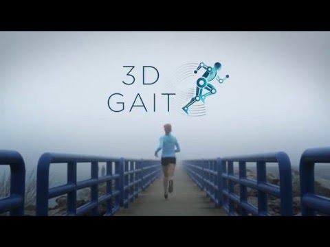 3D Gait Analysis: Run safer, stronger and longer