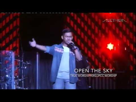 Aletheia Youth Aflame - Open The Sky (JPCC Worship True Worshippers) Cover
