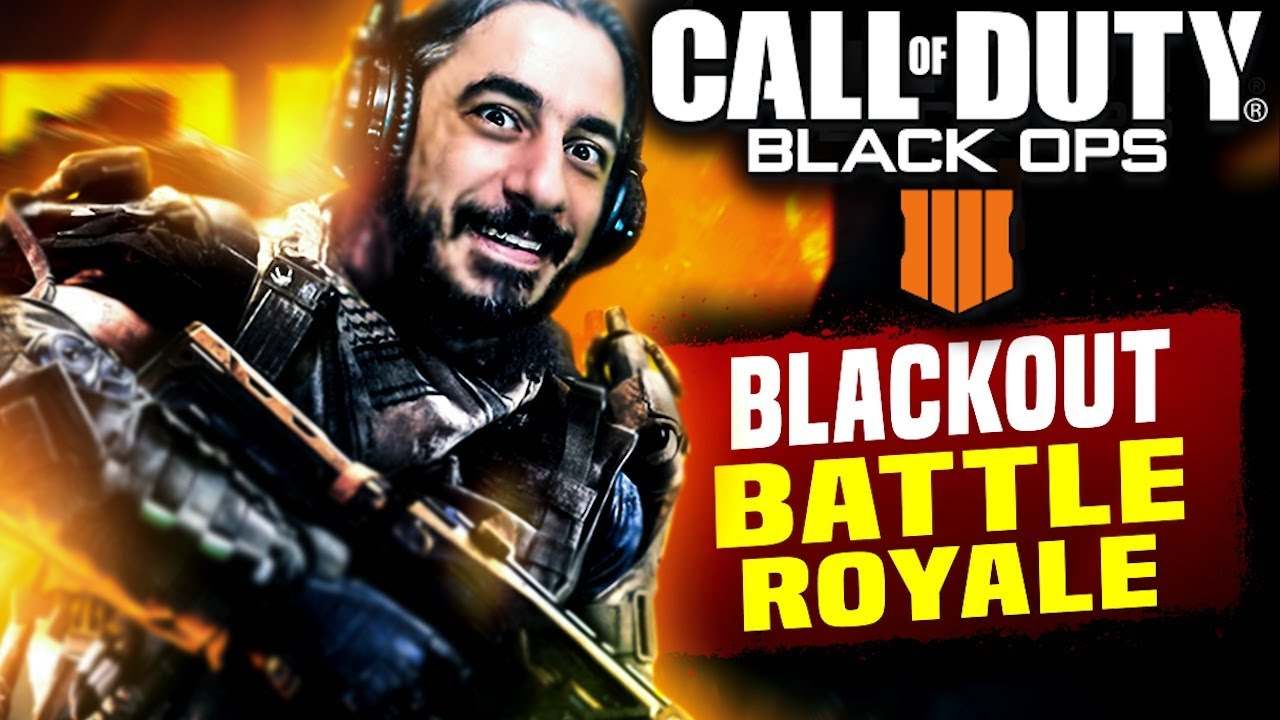 BEN YENİYİM ABİ VURMAYIN !! - CALL OF DUTY BLACK OPS 4 BLACKOUT