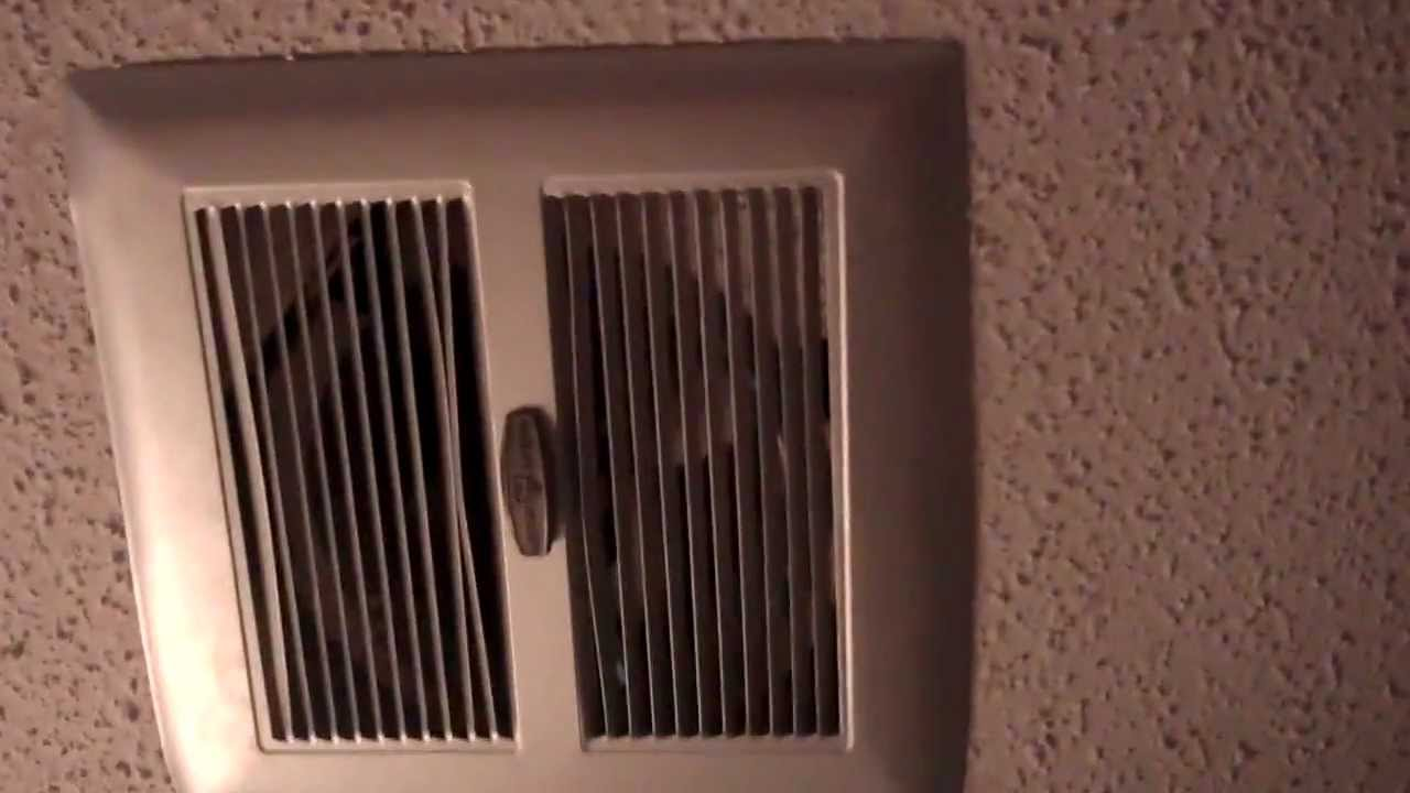 Old Exhaust Fan Youtube