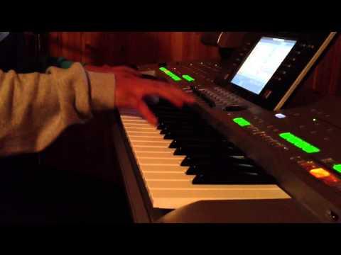 Coldplay - Viva la vida (piano cover) Anton Johansson cover