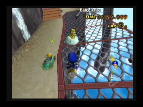 Mario Kart Wii Custom Character Texture New Custom Music Read Description