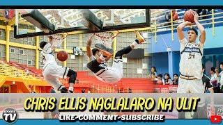 CHRIS ELLIS NAGLALARO NA ULIT | THAILAND BASKETBALL LEAGUE