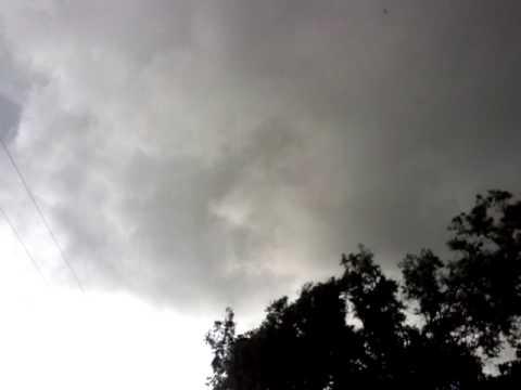 Weather Formation Greeley Colorado