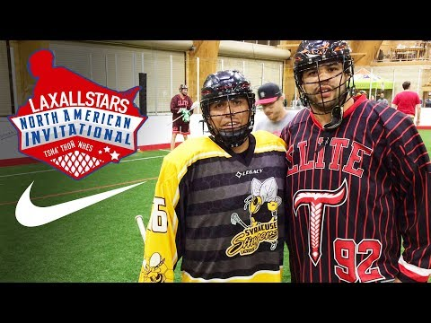 Syracuse Stingers v Thompson Brothers Lacrosse | LASNAI presented by Nike