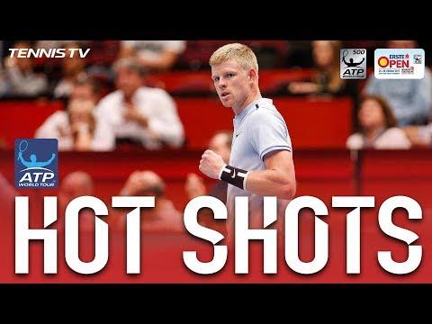 Hot Shot: Edmund Turns Defence Into Offense Vienna 2017
