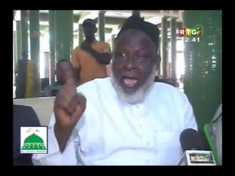 Elections locales: les critiques du Premier Imam, Elhadj Saliou Camara
