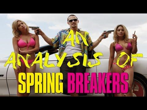 Spring Breakers - Film Analysis & Meaning  [Full HD]