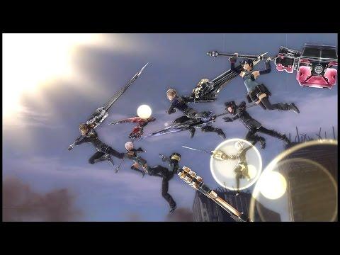 God Eater 2 Rage Burst True Final Boss And Ending