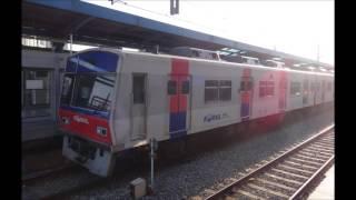 韓国の地下鉄・広域電鉄・KORAIL・軽電鉄