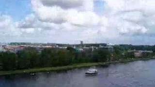 Qv015 - Queen Victoria (timelapse Video North Sea Canal To Amsterdam)