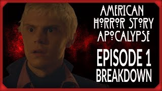 AHS: Apocalypse Episode 1 Breakdown & Details You Missed!