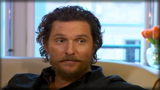 MATTHEW MCCONAUGHEY JUST ENRAGED HOLLYWOOD AND GAVE THE PERFECT RESPONSE WHEN ASKED ABOUT TRUMP!