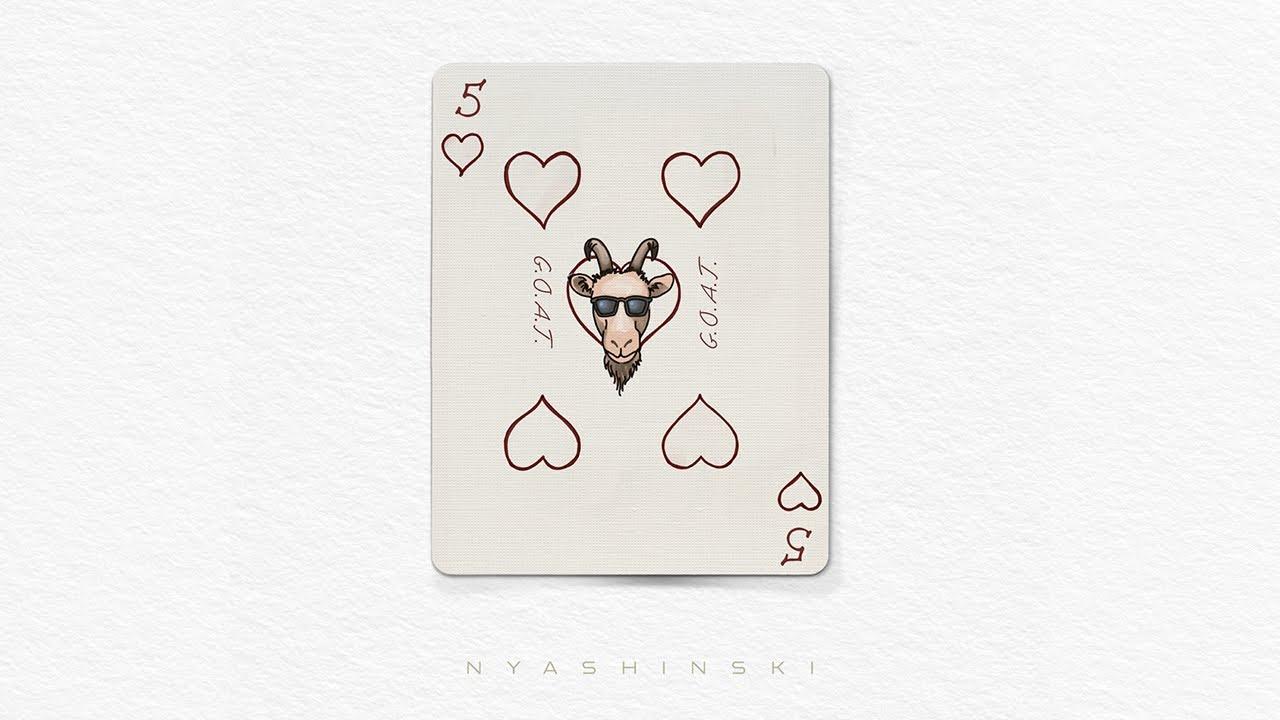 Nyashinski – G.O.A.T (Official Audio) [SMS 'Skiza 7500635' to 811]