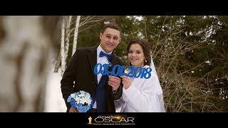 Ильназ&Алина (красивый татарский свадебный клип)первая свадьба 2018года