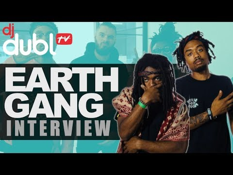 Earthgang Interview - Paying to perform, did J Cole really discover them, Young Thug & Mirrorland